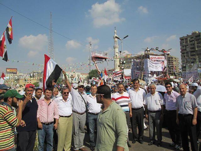 الاتحاد الدولي للحقوقين في ميدان رابعة